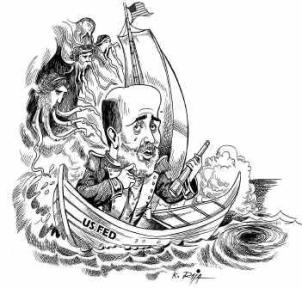 The Fed is caught between Scylla and Charybdis